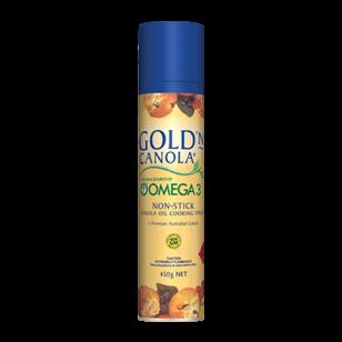 Gold'n Canola Oil Spray 450g (12)