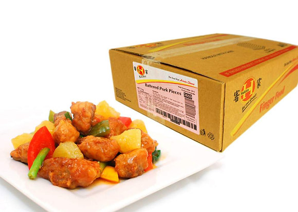 Hakka Battered Pork Pieces 5KG (150GX33 Serves Approx)