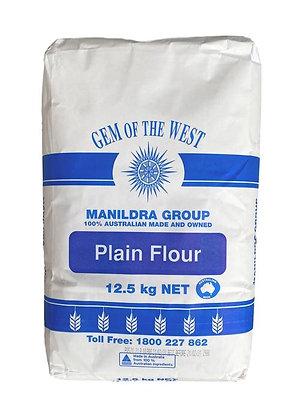 Manildra Plain Flour 12.5KG