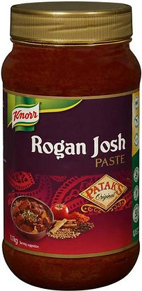 KNORR Patak's Rogan Josh Paste 1.1L (4)