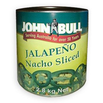 John Bull Jalapeno Nacho Sliced 2.8KG A10 (6)