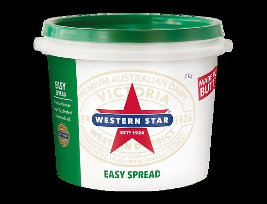 Western Star Easy Spread 2KG