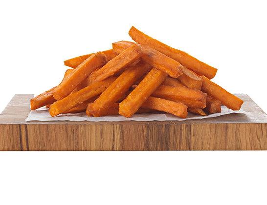 Mr Chips Sun Glaze Sweet Potato 10MM Fries 12KG (2KGX6)