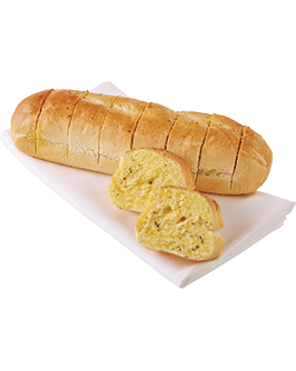 "AGB 9"" Garlic Bread Single Foil Wrap x 40 units"