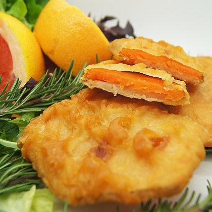 Sols Sweet Potato Scallops 6.5KG (65GX100)