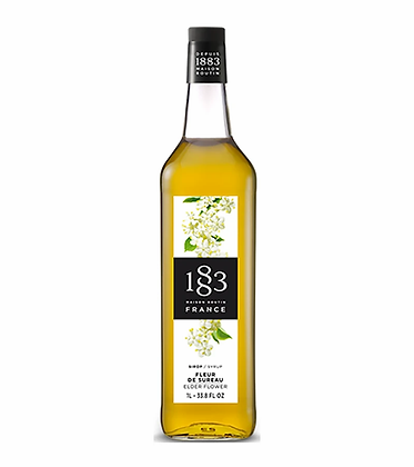 1883 Elderflower Syrup 1L