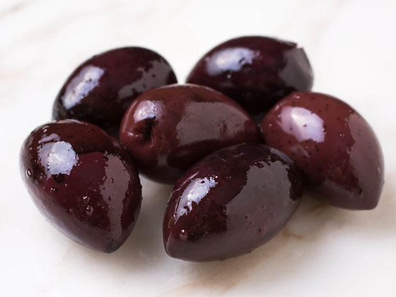 Sandhurst Whole Kalamata Olives 20KG / 12KG Drain Weight