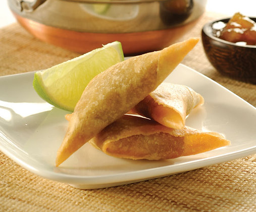 Pacific West Vegetable Cocktail Samosa 1.44KG (15GX96) (8)