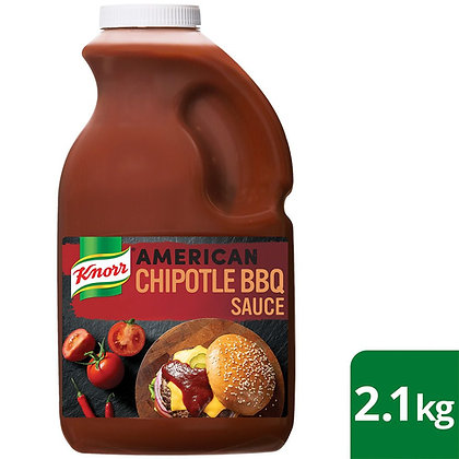Knorr American Chipotle BBQ Sauce GF 2.1kg
