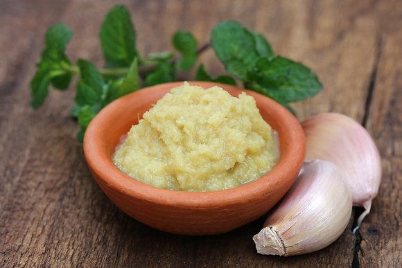 Sandhurst Minced Garlic 10KG