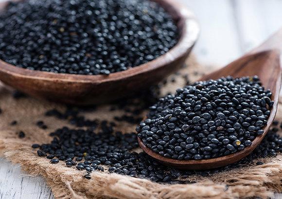 Dancourt Black Beluga Lentils 1KG (10)