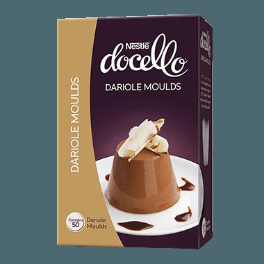 NESTLÉ DOCELLO Dariole Moulds (50X6)