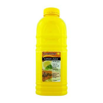 Sunshine Lemon Juice 1L (12)