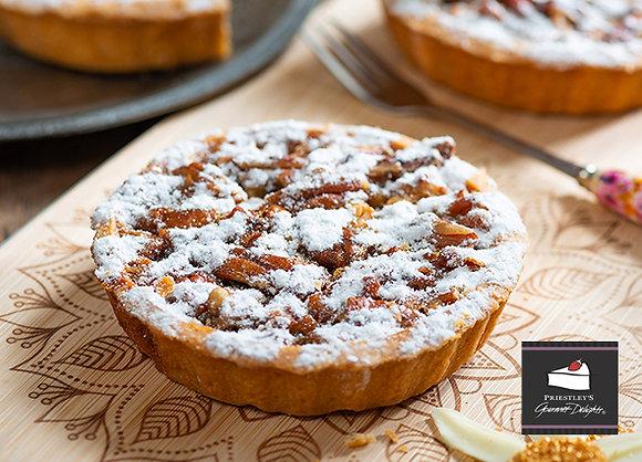 White Chocolate & Pecan Tart (120GX6) (6)