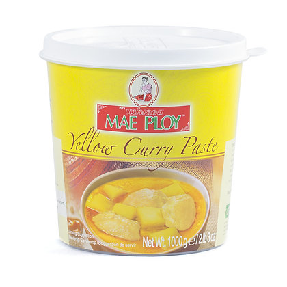 Maeploy Yellow Curry Paste 1KG (12)