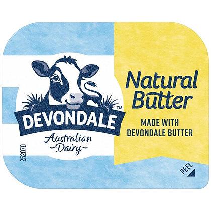 Devondale Butter Portions (7GX200)