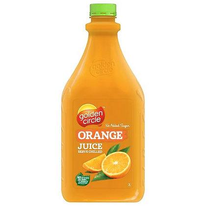 Golden Circle Orange Juice 2L (6)