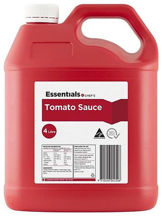 Essentials Tomato Sauce 4L