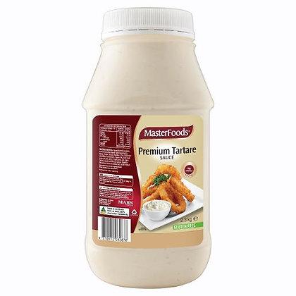 Masterfoods Tartare Sauce 2.3KG (6)