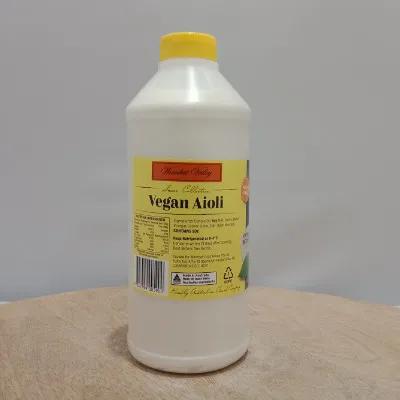 Wombat Valley Vegan Aioli 1KG (6)