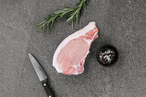 Fresh Pork Chops 250G R/W (4)