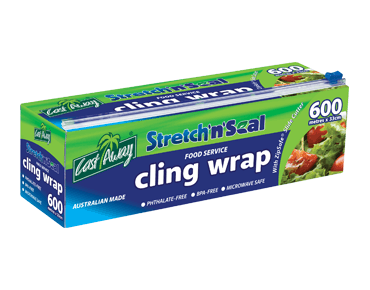 Stretch'n'Seal® Foodservice Cling Wrap 33cmX600m