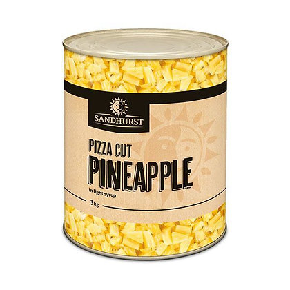 Sandhurst Pizza Cut Pineapple 3KG A10 (6)