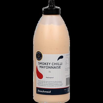 French Maid Smokey Chilli Mayonaise 1L