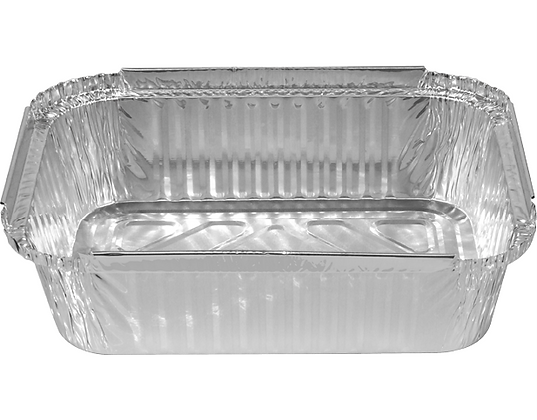 Medium Rectangular Take-Away Containers Regular Volume: 990 ml (100's)