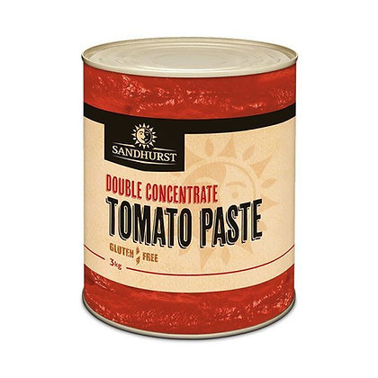 Sandhurst Double Concentrate Tomato Paste 3KG A10 (6)