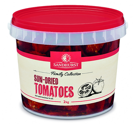 Sandhurst Sun Dried Tomato Strips 2KG (2)
