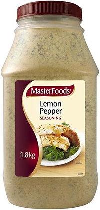 Masterfoods Lemon Pepper Seasoning 1.8KG (3)