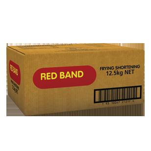 Red Band Shortening Frying 12.5KG