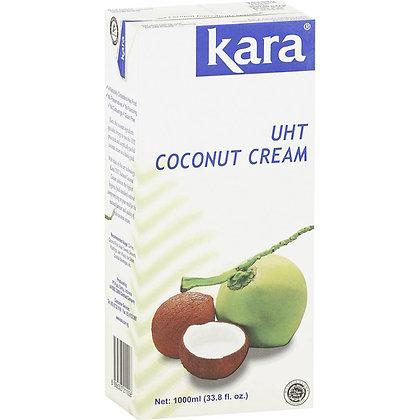 Kara Coconut Cream UHT 1L (12)
