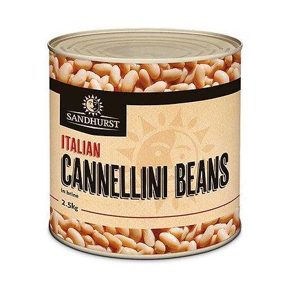 Sandhurst Italian Cannellini Beans 2.5KG