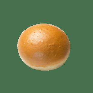 QBA Milk Buns Glazed Top Unsliced  4.14KG (90GX46)