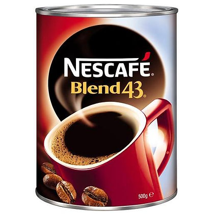 Nescafe Blend 43 Coffee 500G (6)