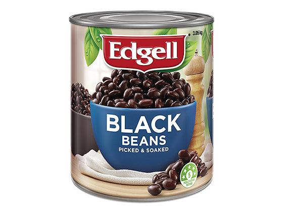 Edgell Black Beans 3.05KG A10 (3)