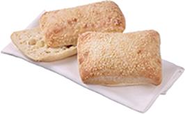 Rustic Turkish Lunch Roll (160GX70)
