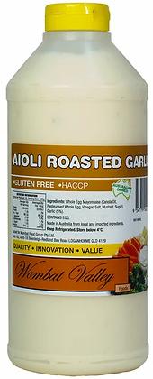 Wombat Valley Roasted Garlic Aioli 1L (6)