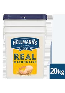 HELLMANN'S Real Mayonnaise 20KG