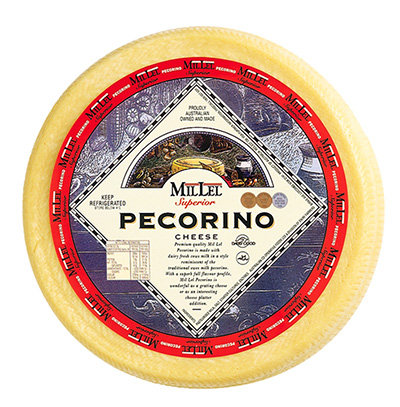 Mil Lel Superior Pecorino Wheel 10KG R/W