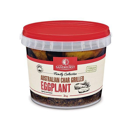 Sandhurst Australian Char Grilled Eggplant 2KG (2)