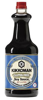 Kikkoman G/F Soy Sauce 1.6L (6)