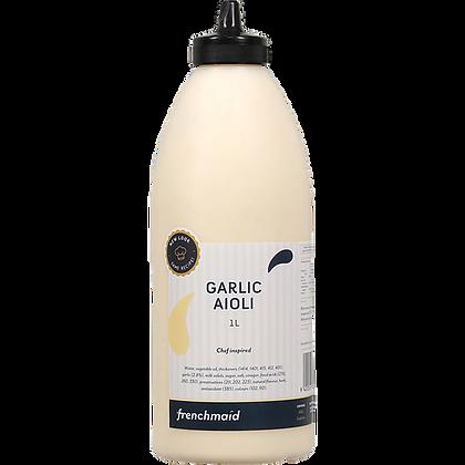 French Maid Garlic Aioli 1L (12)