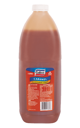 Cottee's Caramel Topping 3L (4)