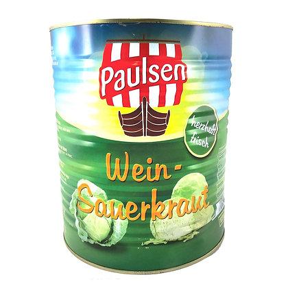 Paulsen Sauerkraut Tin 10KG (2)