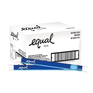 Equal Pencil Sticks 500's