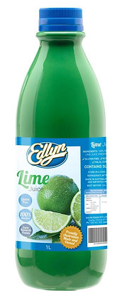Edlyn Lime Juice 1L (12)