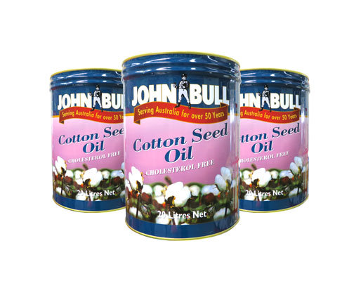John Bull Cottonseed Oil 20L (Jerry Can)